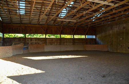 Indoor Roundpen